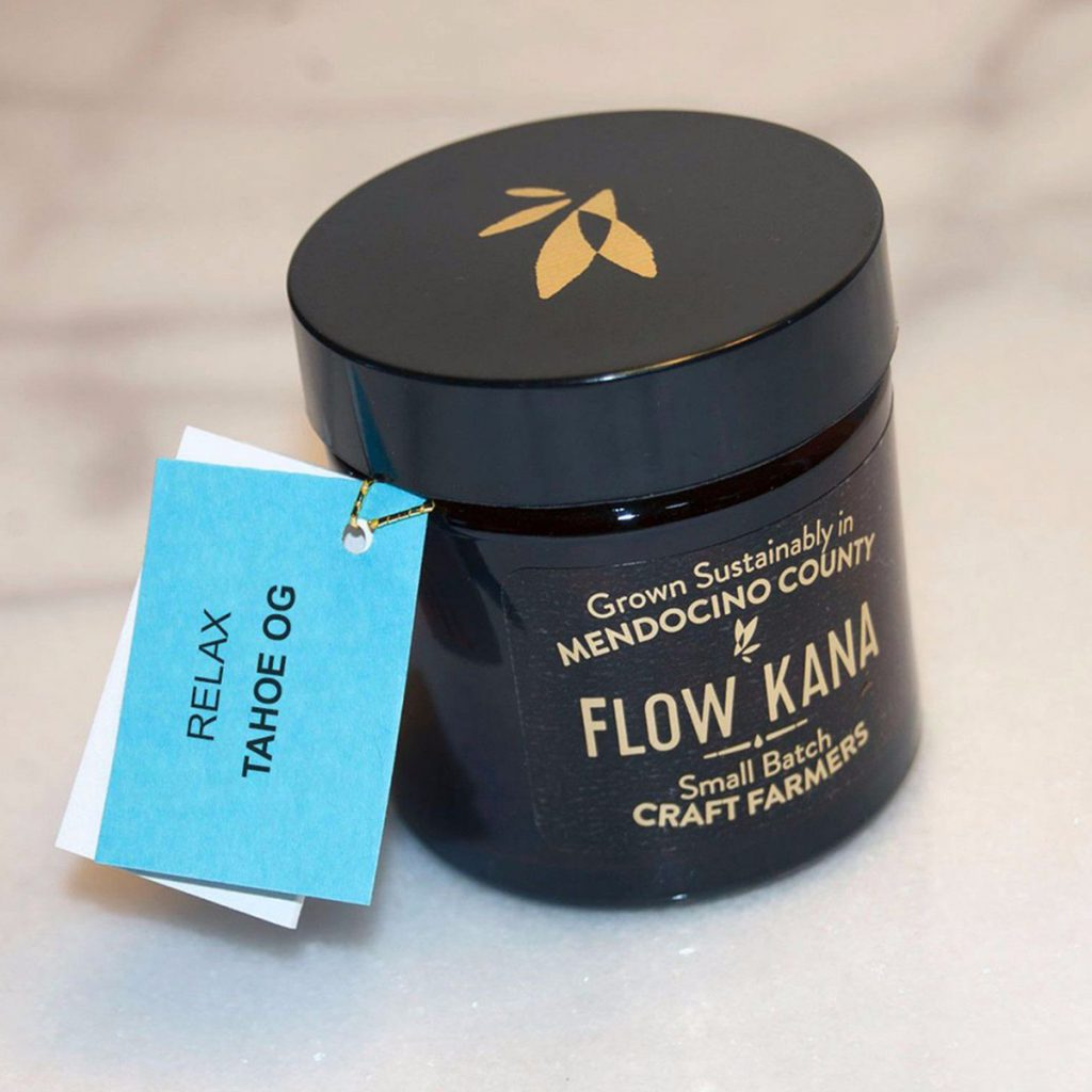 Flow Kana's outdoor strains can be more mild. (Courtesy Flow Kana)