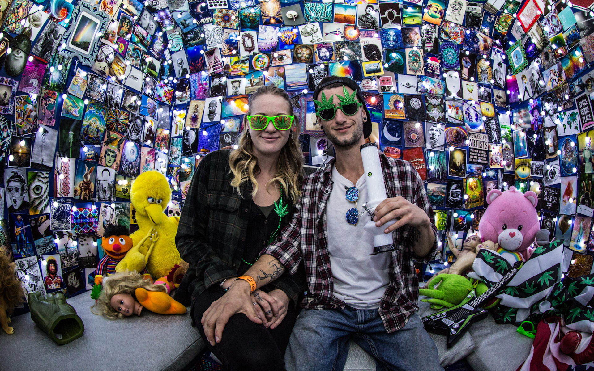 International visitors join California cannabis legends, locals, and first-timers for a global cannabis cultural moment. (Courtesy Emerald Cup)