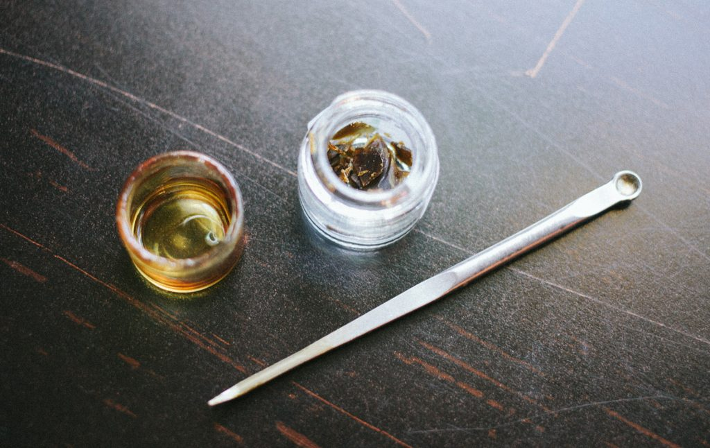 modern cannabis extracts